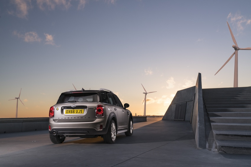 F60 MINI Countryman revealed – larger, with more tech Image #569762