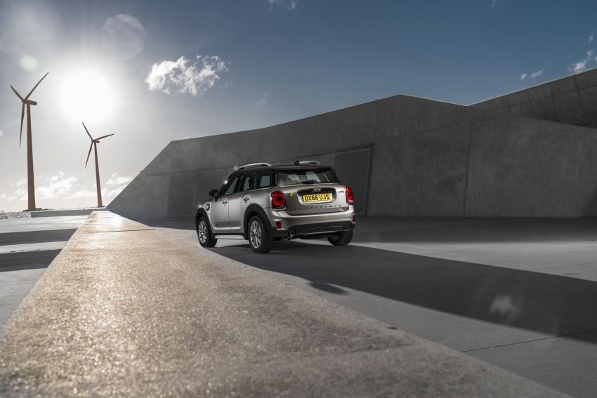 F60 MINI Countryman revealed – larger, with more tech Image #569763