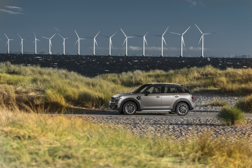 F60 MINI Countryman revealed – larger, with more tech Image #569764