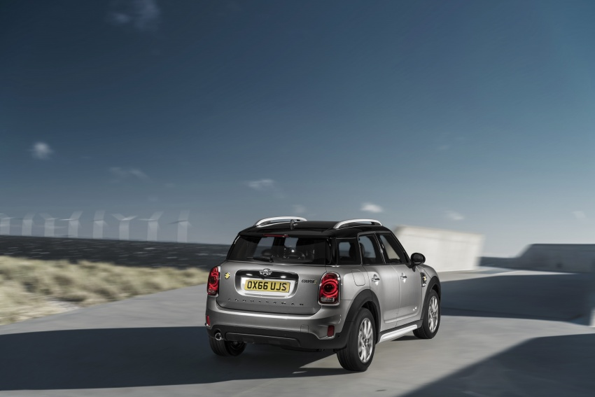 F60 MINI Countryman revealed – larger, with more tech Image #569766