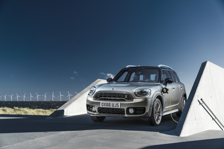 F60 MINI Countryman revealed – larger, with more tech Image #569767
