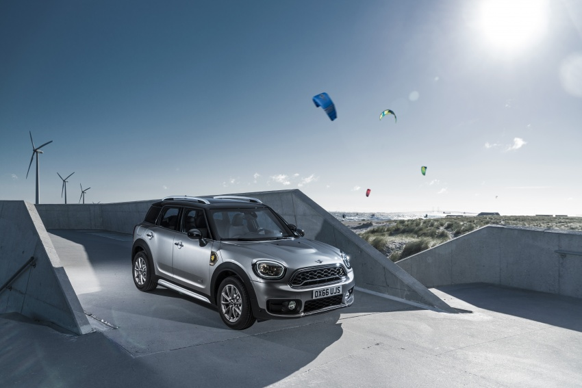 F60 MINI Countryman revealed – larger, with more tech Image #569768