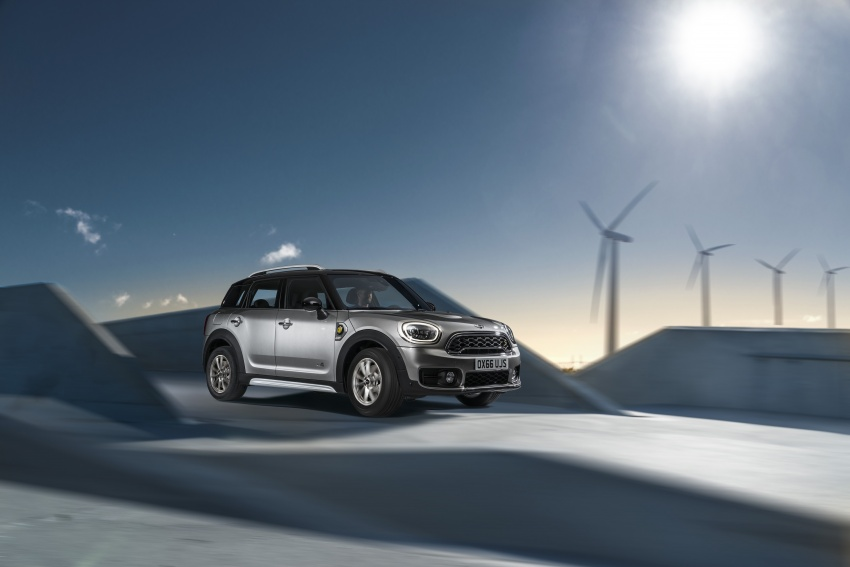 F60 MINI Countryman revealed – larger, with more tech Image #569769