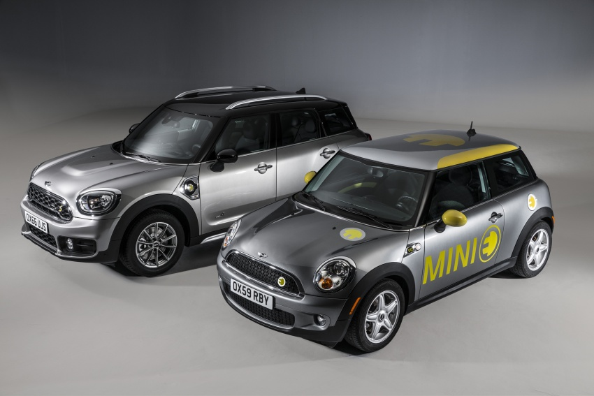F60 MINI Countryman revealed – larger, with more tech Image #569774