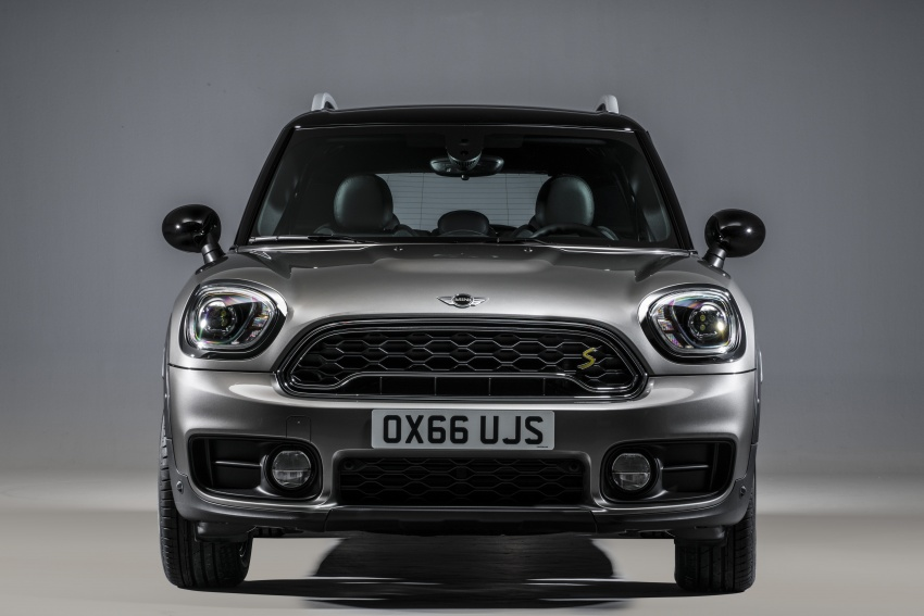 F60 MINI Countryman revealed – larger, with more tech Image #569778