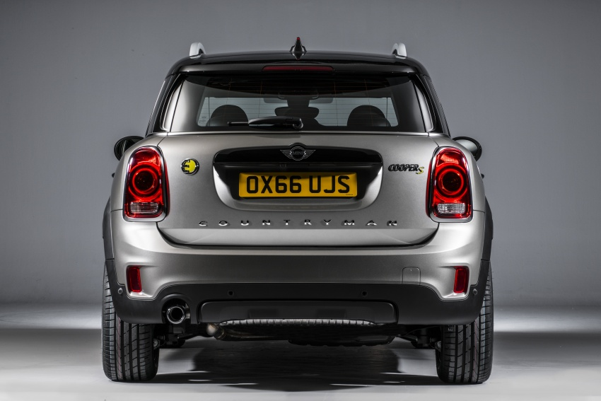 F60 MINI Countryman revealed – larger, with more tech Image #569779