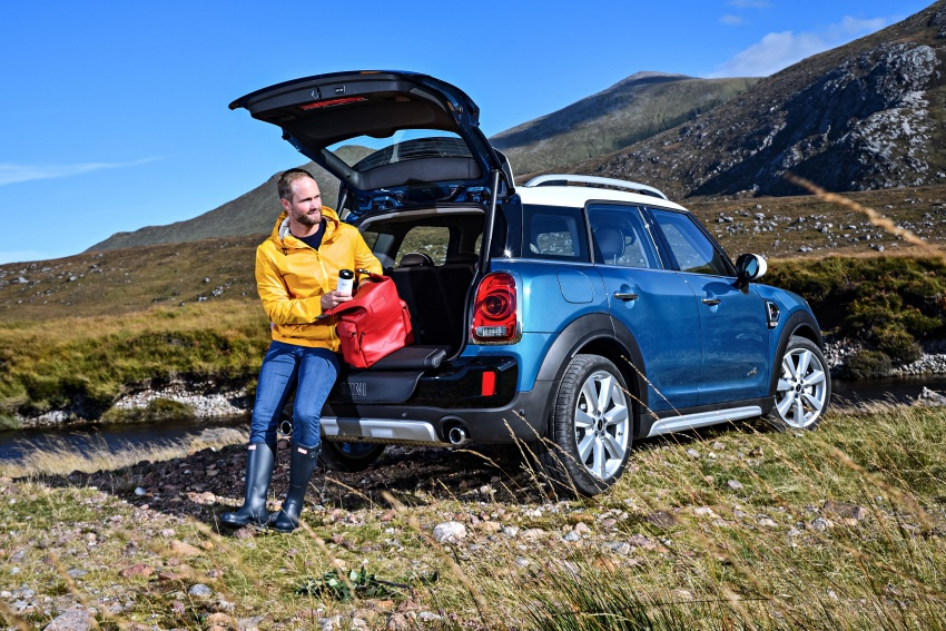 F60 MINI Countryman revealed – larger, with more tech Image #569199