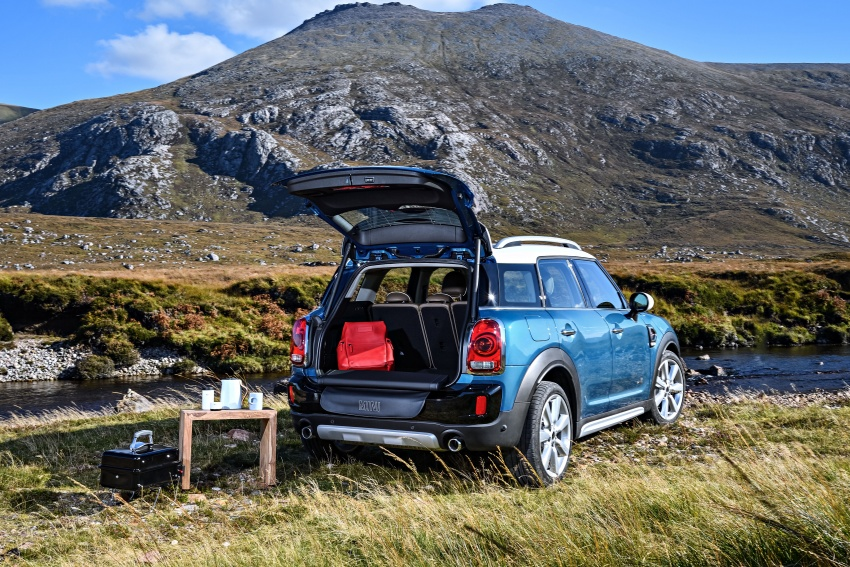 F60 MINI Countryman revealed – larger, with more tech Image #569242