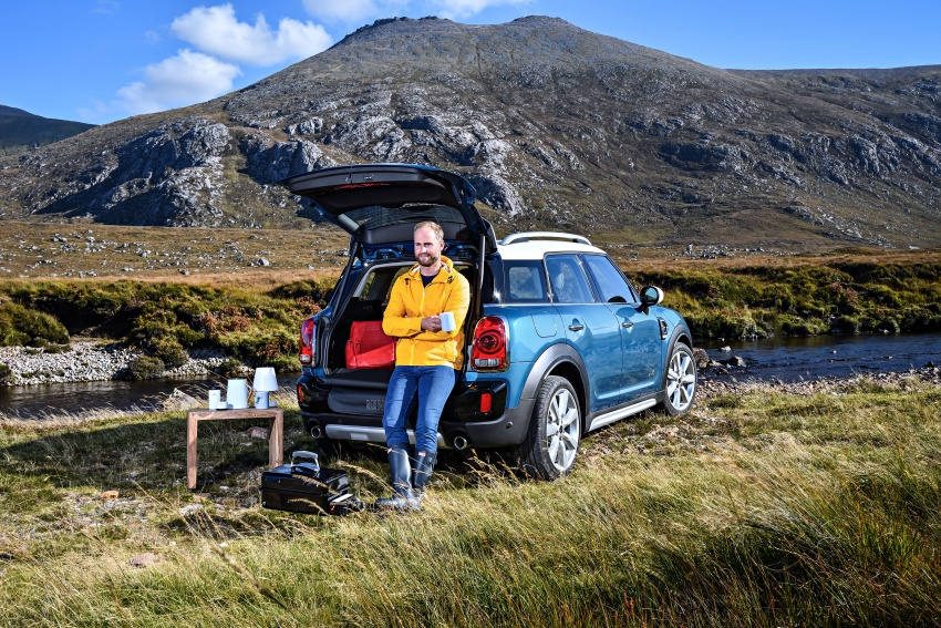 F60 MINI Countryman revealed – larger, with more tech Image #569261