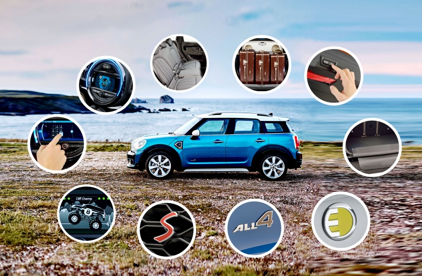 F60 MINI Countryman revealed – larger, with more tech Image #569318
