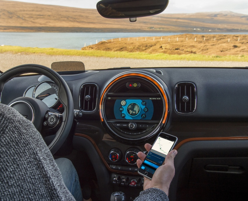 F60 MINI Countryman revealed – larger, with more tech Image #569321