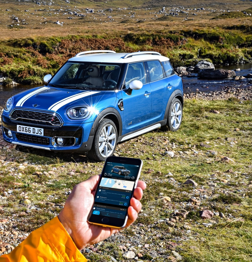 F60 MINI Countryman revealed – larger, with more tech Image #569324