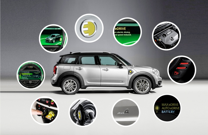 F60 MINI Countryman revealed – larger, with more tech Image #569802