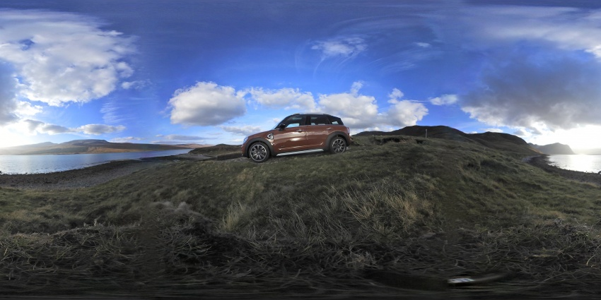 F60 MINI Countryman revealed – larger, with more tech Image #569046