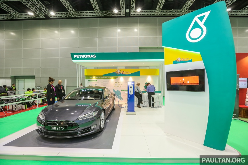 GreenTech announces partnership with Petronas to deploy ChargEV charging points at 66 petrol stations Image #560241