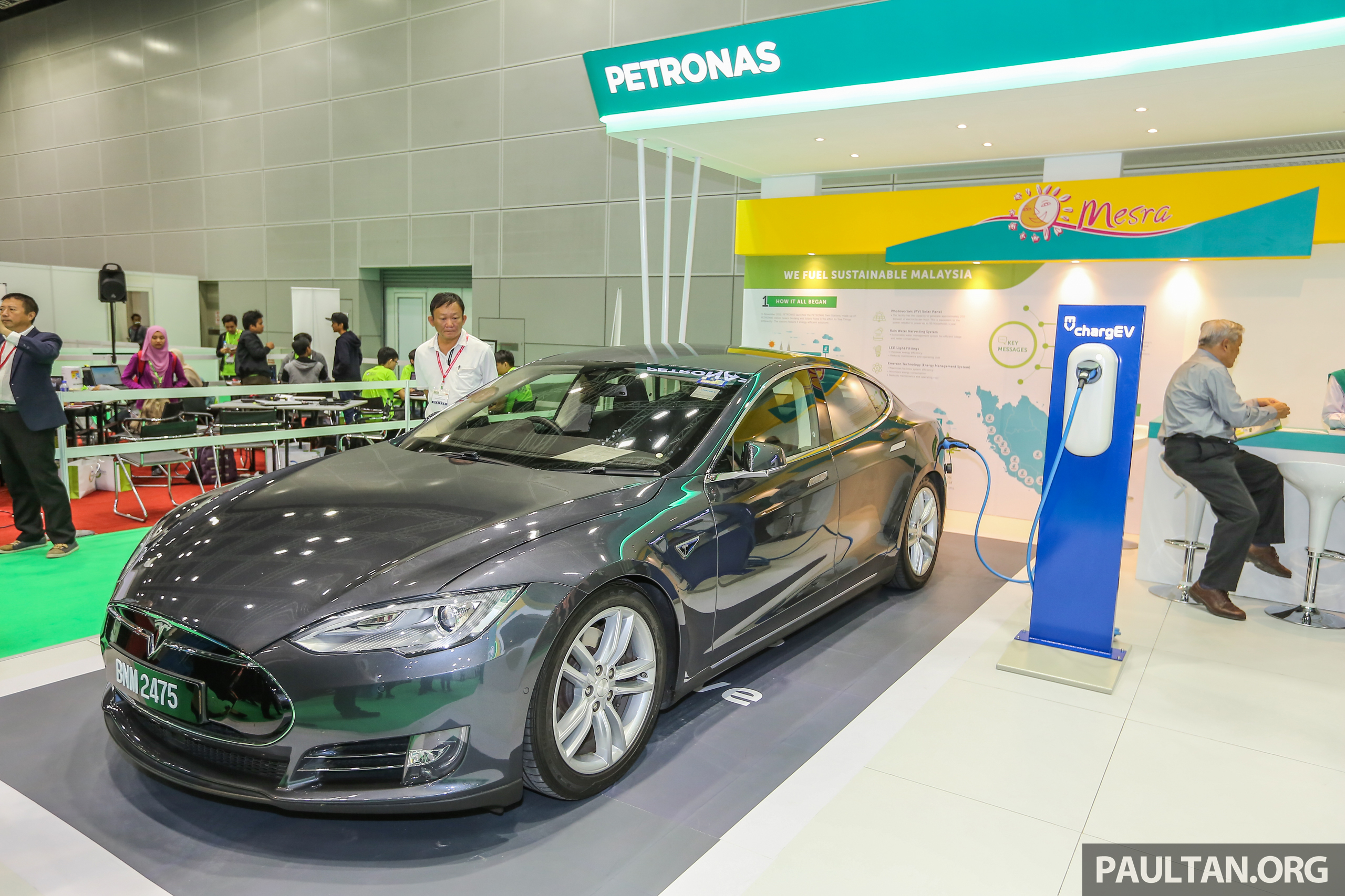 Malaysia Targets 100 000 Electric Vehicles By 2020