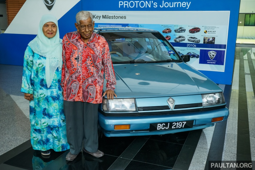 Proton Search – Saga owner Mohd Isa wins new one Image #563401