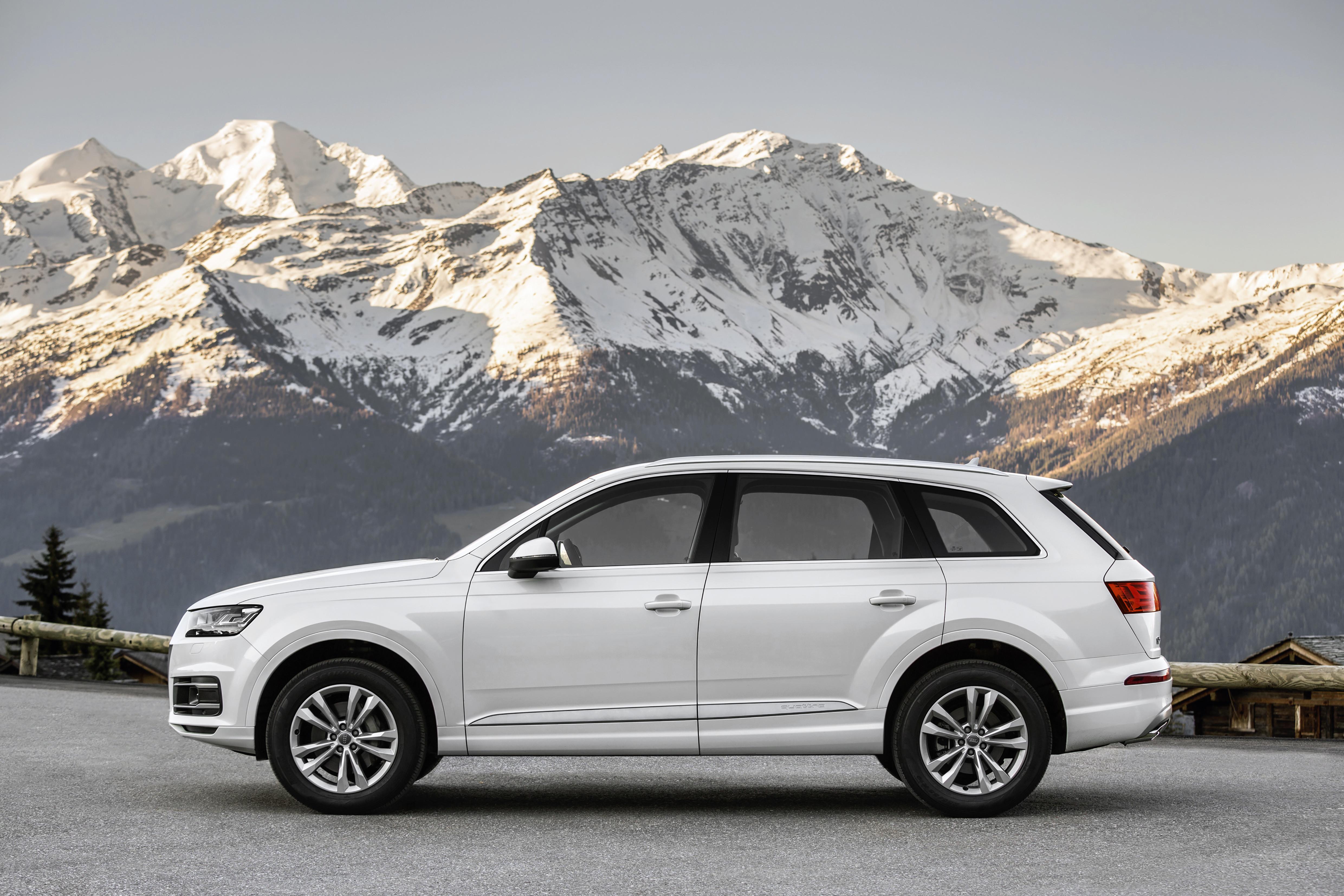 Audi Q7 Baharu Kini Di Malaysia Ditawarkan Dengan Enjin