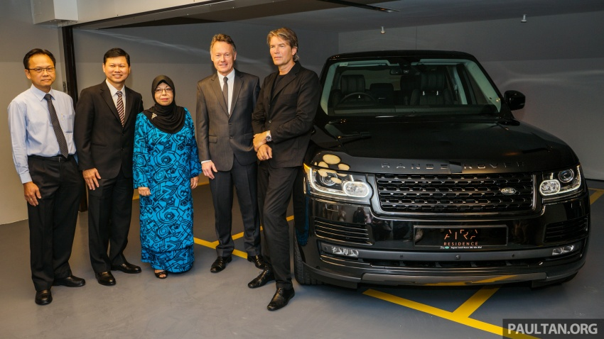 Range Rover Piet Boon one-off shown – RM1.29mil Image #562669