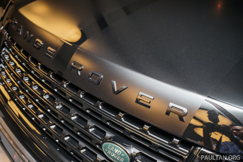 Range Rover Piet Boon one-off shown – RM1.29mil Image #562680