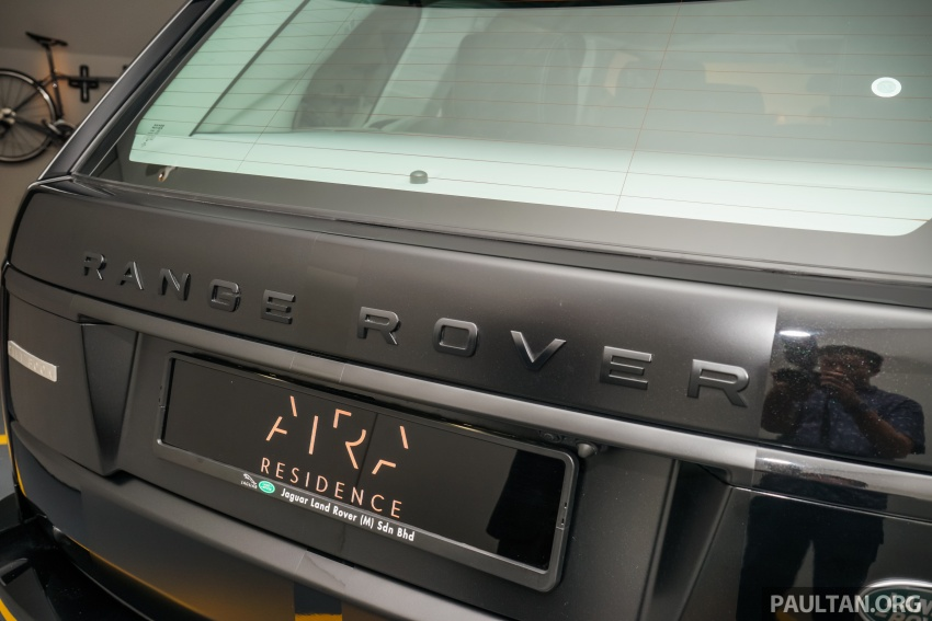 Range Rover Piet Boon one-off shown – RM1.29mil Image #562688