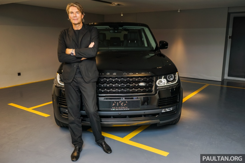 Range Rover Piet Boon one-off shown – RM1.29mil Image #562670