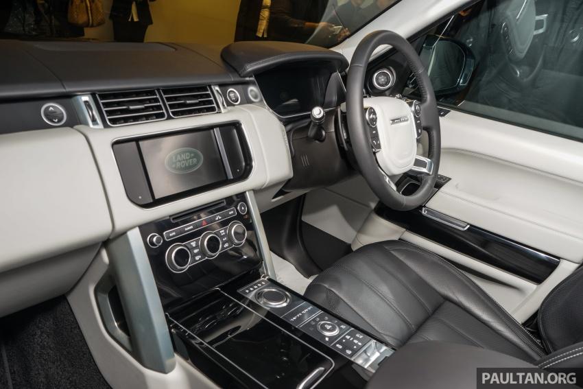 Range Rover Piet Boon one-off shown – RM1.29mil Image #562694