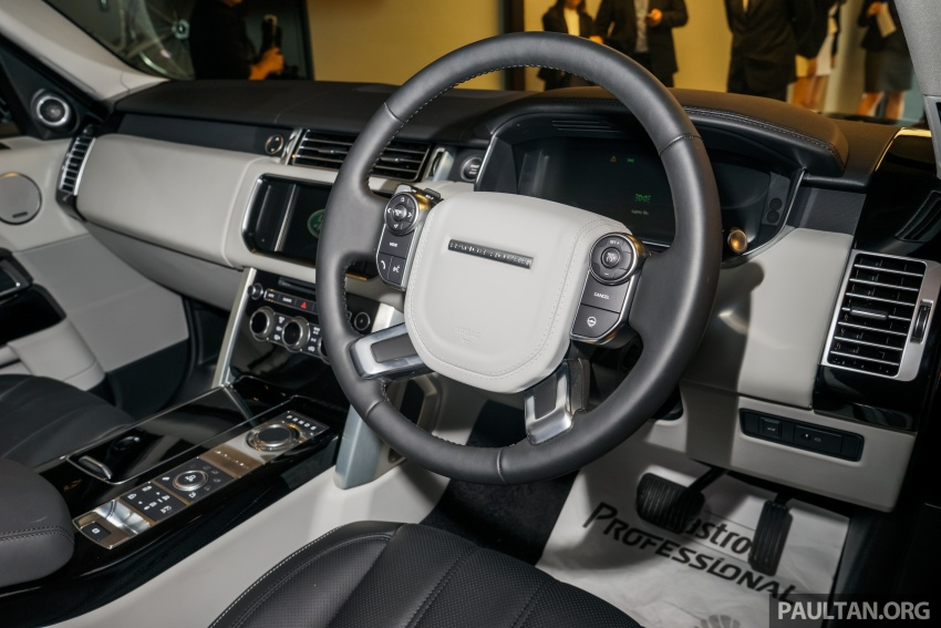 Range Rover Piet Boon one-off shown – RM1.29mil Image #562696
