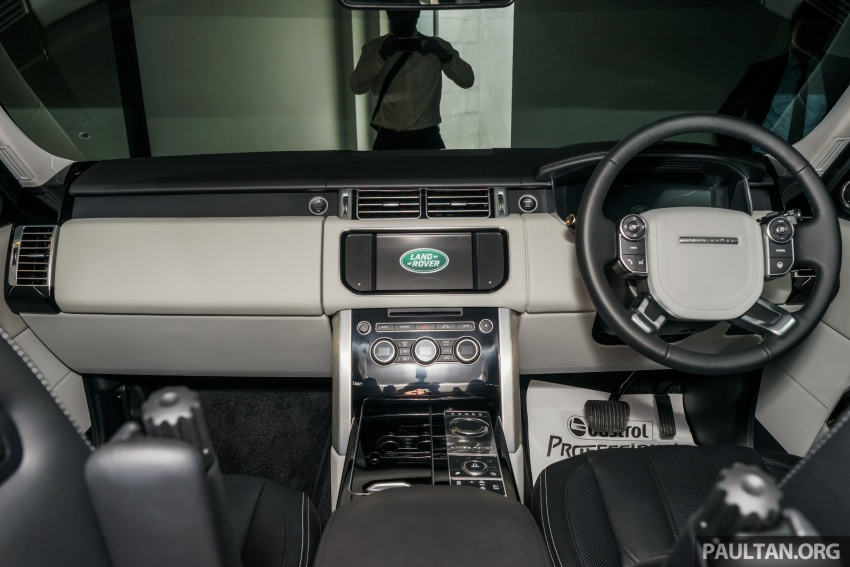 Range Rover Piet Boon one-off shown – RM1.29mil Image #562697