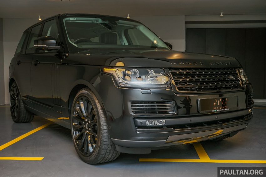 Range Rover Piet Boon one-off shown – RM1.29mil Image #562671