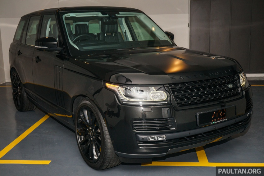 Range Rover Piet Boon one-off shown – RM1.29mil Image #562672