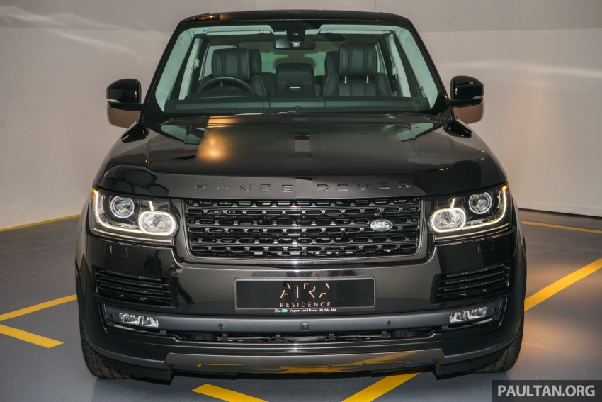 Range Rover Piet Boon one-off shown – RM1.29mil Image #562674