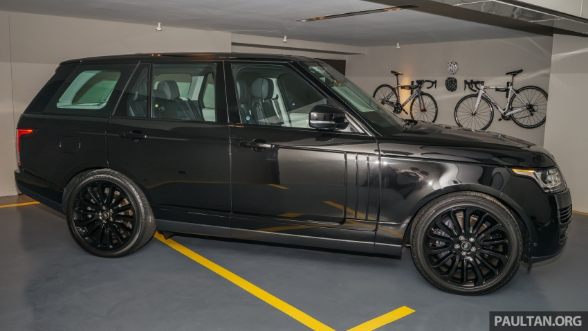Range Rover Piet Boon one-off shown – RM1.29mil Image #562677