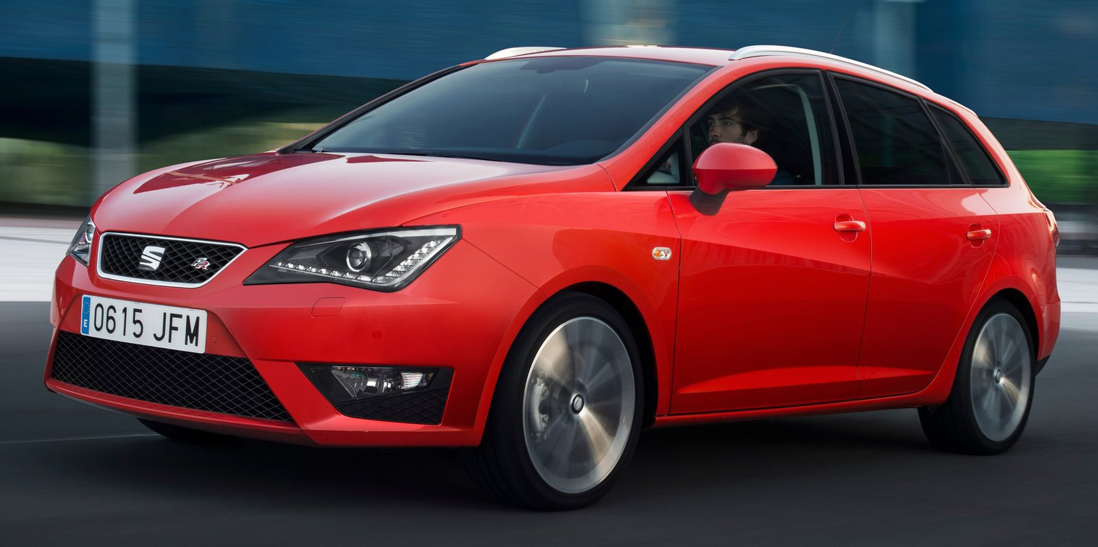 seat ibiza st b segment wagon variant discontinued. Black Bedroom Furniture Sets. Home Design Ideas