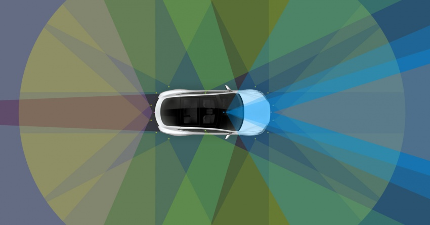 All new Tesla cars will have full self-driving hardware Image #565906