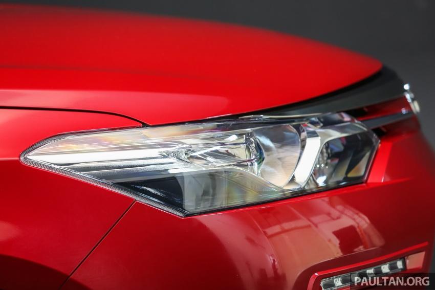 Toyota Vios 2016 kini dilancarkan – Dual VVT-i, CVT, EEV, VSC semua varian, dari RM76,500-RM96,400 Image #558258