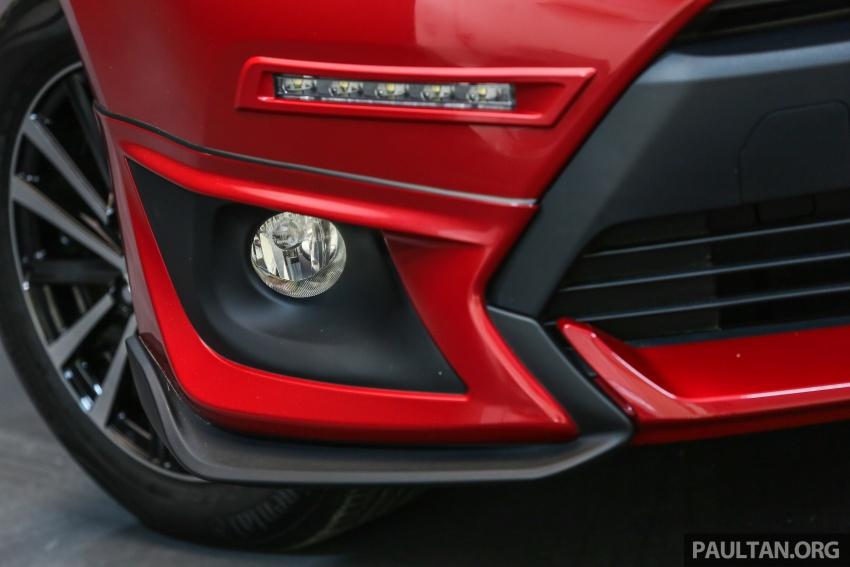 Toyota Vios 2016 kini dilancarkan – Dual VVT-i, CVT, EEV, VSC semua varian, dari RM76,500-RM96,400 Image #558257