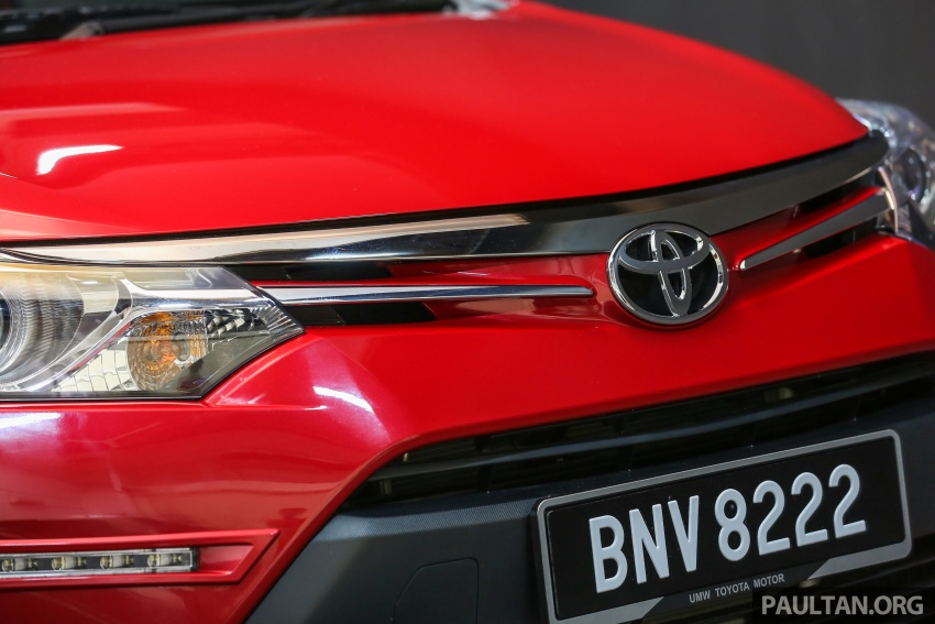 Toyota Vios 2016 kini dilancarkan – Dual VVT-i, CVT, EEV, VSC semua varian, dari RM76,500-RM96,400 Image #558253