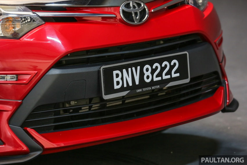 New 2016 Toyota Vios launched in Malaysia – EEV, Dual VVT-i, CVT, VSC standard, RM76,500 – RM96,400 Image #557884
