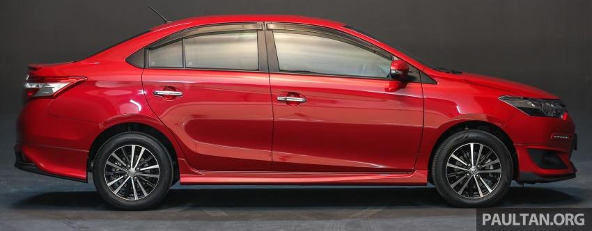Toyota Vios 2016 kini dilancarkan – Dual VVT-i, CVT, EEV, VSC semua varian, dari RM76,500-RM96,400 Image #558155