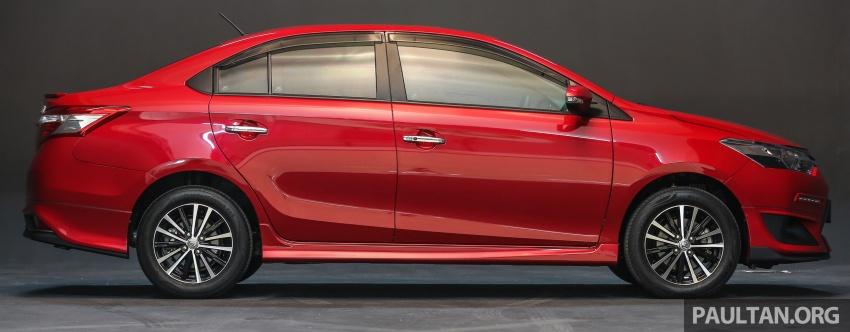 Toyota Vios 2016 kini dilancarkan – Dual VVT-i, CVT, EEV, VSC semua varian, dari RM76,500-RM96,400 Image #558156