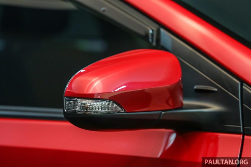 Toyota Vios 2016 kini dilancarkan – Dual VVT-i, CVT, EEV, VSC semua varian, dari RM76,500-RM96,400 Image #558247