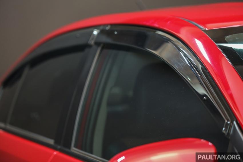 Toyota Vios 2016 kini dilancarkan – Dual VVT-i, CVT, EEV, VSC semua varian, dari RM76,500-RM96,400 Image #558239