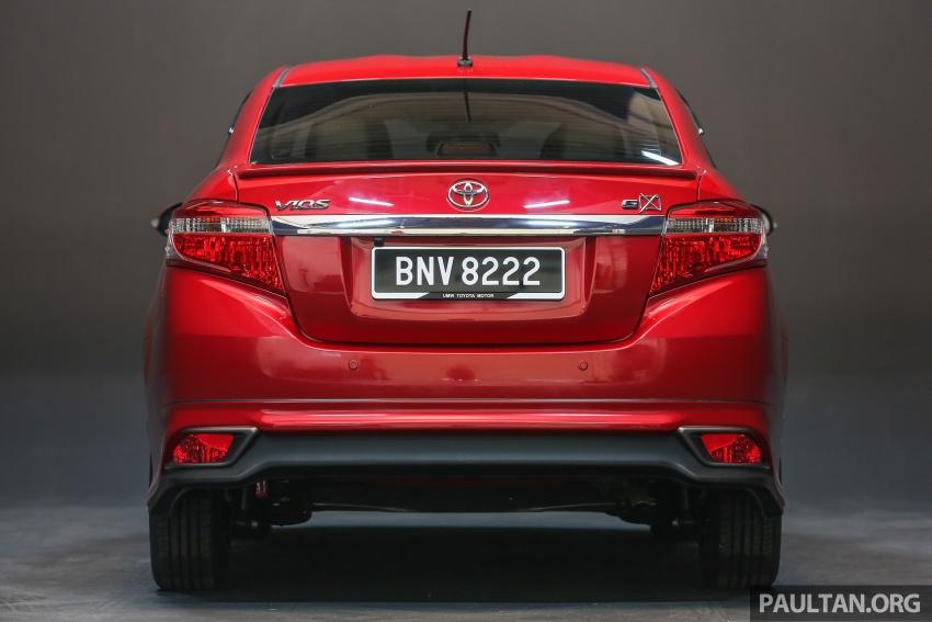 Toyota Vios 2016 kini dilancarkan – Dual VVT-i, CVT, EEV, VSC semua varian, dari RM76,500-RM96,400 Image #558236