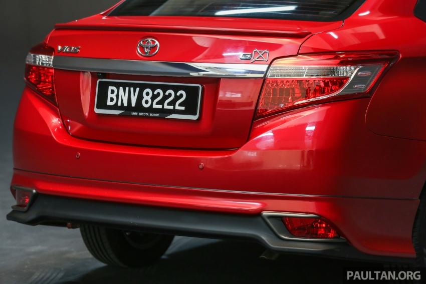 Toyota Vios 2016 kini dilancarkan – Dual VVT-i, CVT, EEV, VSC semua varian, dari RM76,500-RM96,400 Image #558234