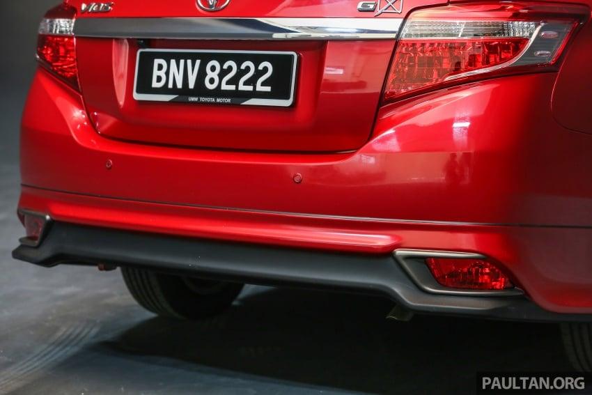 Toyota Vios 2016 kini dilancarkan – Dual VVT-i, CVT, EEV, VSC semua varian, dari RM76,500-RM96,400 Image #558225