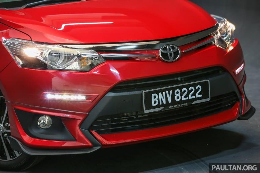 Toyota Vios 2016 kini dilancarkan – Dual VVT-i, CVT, EEV, VSC semua varian, dari RM76,500-RM96,400 Image #558217