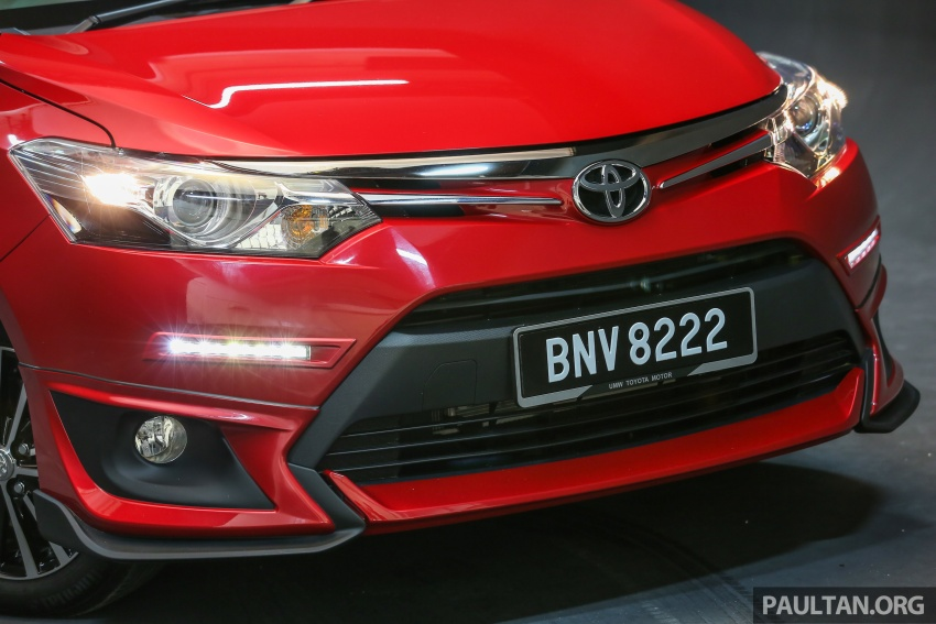 New 2016 Toyota Vios launched in Malaysia – EEV, Dual VVT-i, CVT, VSC standard, RM76,500 – RM96,400 Image #557877