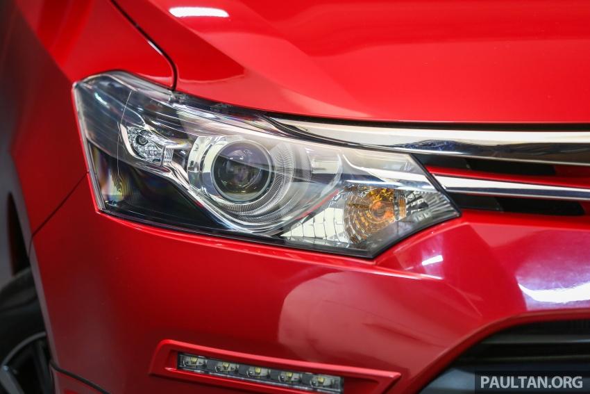 Toyota Vios 2016 kini dilancarkan – Dual VVT-i, CVT, EEV, VSC semua varian, dari RM76,500-RM96,400 Image #558215