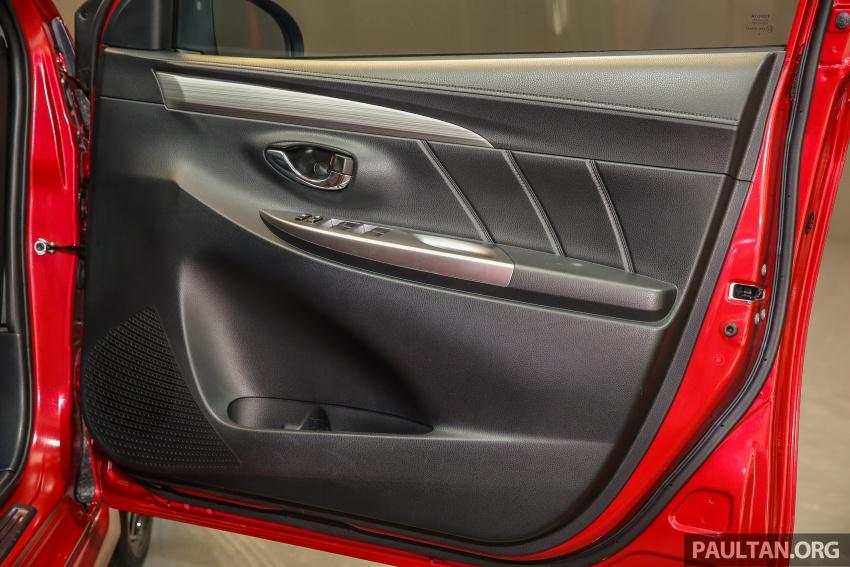 Toyota Vios 2016 kini dilancarkan – Dual VVT-i, CVT, EEV, VSC semua varian, dari RM76,500-RM96,400 Image #558208
